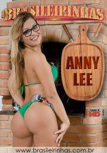 Entre Picas e Picanhas - Anny Lee dando a buceta e o cu até tomar porra