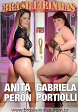 Arrombando a Porta dos Fundos - Menage de Anita Peron e Gabriela Portiolli