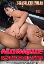 Monique Carvalho faz o serviço completo e toma gozo na boca