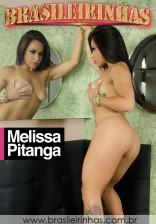 Melissa Pitanga fudeu com Tony Tigrão e levou gozada na boca!