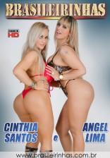 Anal Total 16 - Lesbo de Cinthia Santos e Angel Lima