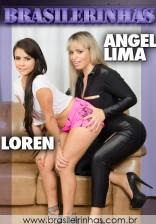 Teste do Sofá - Menage com Angel Lima e Loren