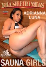 Adrianna Luna fudeu com um negão bem dotado e gemeu até o fim!