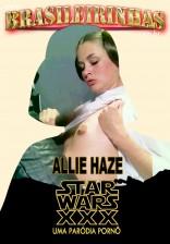 Darth Vader capturou a Princesa Leia com a ajuda de suas sexys stormtroppers!