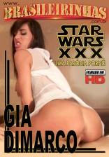 Luke Skywalker foi resgatado por Obi-Wan e R2D2 pôde mostrar o recado de Leia.