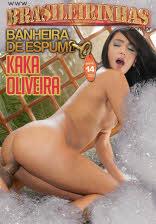 Banheira de Espuma - Kaka Oliveira trepando na banheira