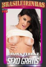 Bruna Ferraz tá louca para dar o cuzinho apertadinho