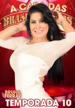 Bruna Ferraz está de volta na Casa das Brasileirinhas