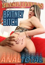 Britney Bitch adora dar o cuzinho para negão bem dotado
