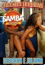 Morenas gostosas no samba pornô dando a bucetinha simultaneamente