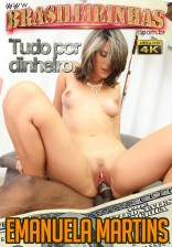 Emanuela Martins fazendo sexo interracial deliciosamente