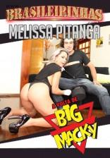 Big Macky soltando muito leitinho na bunda grande da Melissa Pitanga