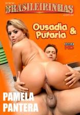 Ousadia e Putaria - Pamela e Brad Montana
