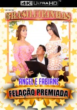 Ménage com Fabiane Thompson e Angel Lima