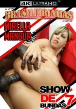 Mirella Mansur aprontando de tudo com o negro bem dotado