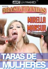 Mirella Mansur fazendo dupla penetração com os bem dotados