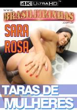 Sara Rosa fazendo sexo oral no negro bem dotado