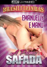 Manu Fox e Emanuelly Weber se pegando forte no sexo lésbico