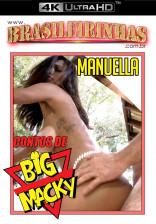 Manuella Pimenta provocou Big Macky e fez muito sexo anal