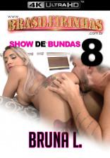Show de Bundas 8 4k - Metendo na bunda da Bruna