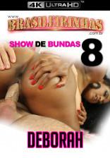 Show de Bundas 8 4k - Mulata gostosa trepando