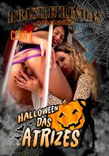Nesta festa de Halloween ninguém sai sem um boquete guloso