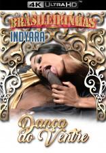 Falcon ganhou uma dança sensual da mulata Indyara Dourado
