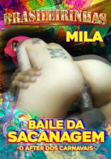 Monica Lima caprichou na sedução e fodeu pra valer!