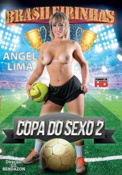 Filme pornô Copa do Sexo 2 Capa da frente