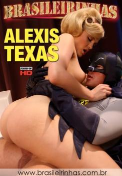 Filme pornô Batman XXX Capa da frente