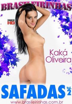 Filme pornô Safadas 2 Capa da frente