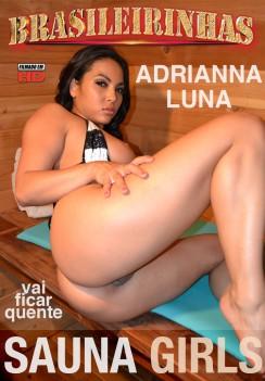 Filme pornô Sauna Girls Capa da frente