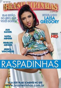 Filme pornô Raspadinhas Capa da frente