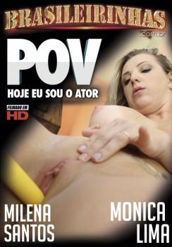 Filme pornô POV Hoje Eu Sou o Ator Capa da frente