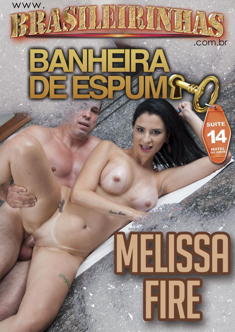 Filme pornô Banheira de Espuma Capa da frente