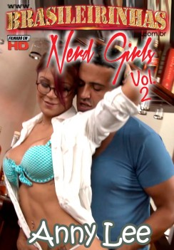 Filme pornô Nerd Girls 2 Capa da frente