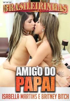 Filme pornô Amigo do Papai 4k Capa da frente