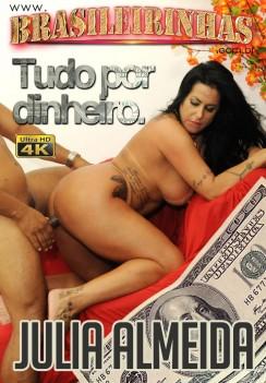 Filme pornô Tudo por Dinheiro 4k Capa da frente