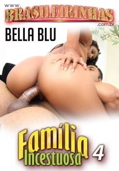 Filme pornô Família Incestuosa 4 4k Capa da frente