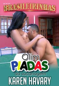 Filme pornô Olim Piadas da Sacanagem Capa da frente