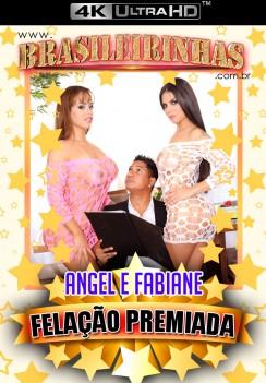 Filme pornô Felação Premiada 4k Capa da frente
