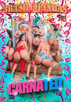 Filme pornô CarnaTED 2017 Capa da frente