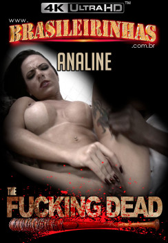 Filme pornô The Fucking Dead 4k Capa da frente