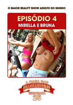 Filme pornô A Casa das Brasileirinhas Temporada 25 Capa da frente