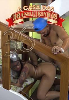 A Casa das Brasileirinhas Temporada 36 -