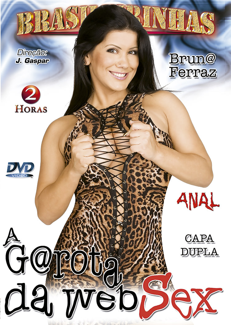 Capa Hard do filme A garota da Web Sex