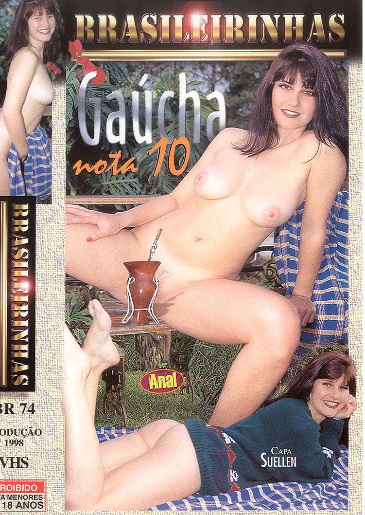Capa frente do filme A Gaucha Nota 10