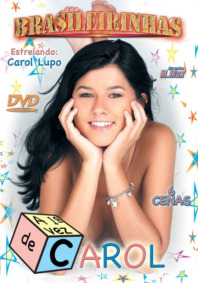 Capa frente do filme A Primeira Vez De Carol