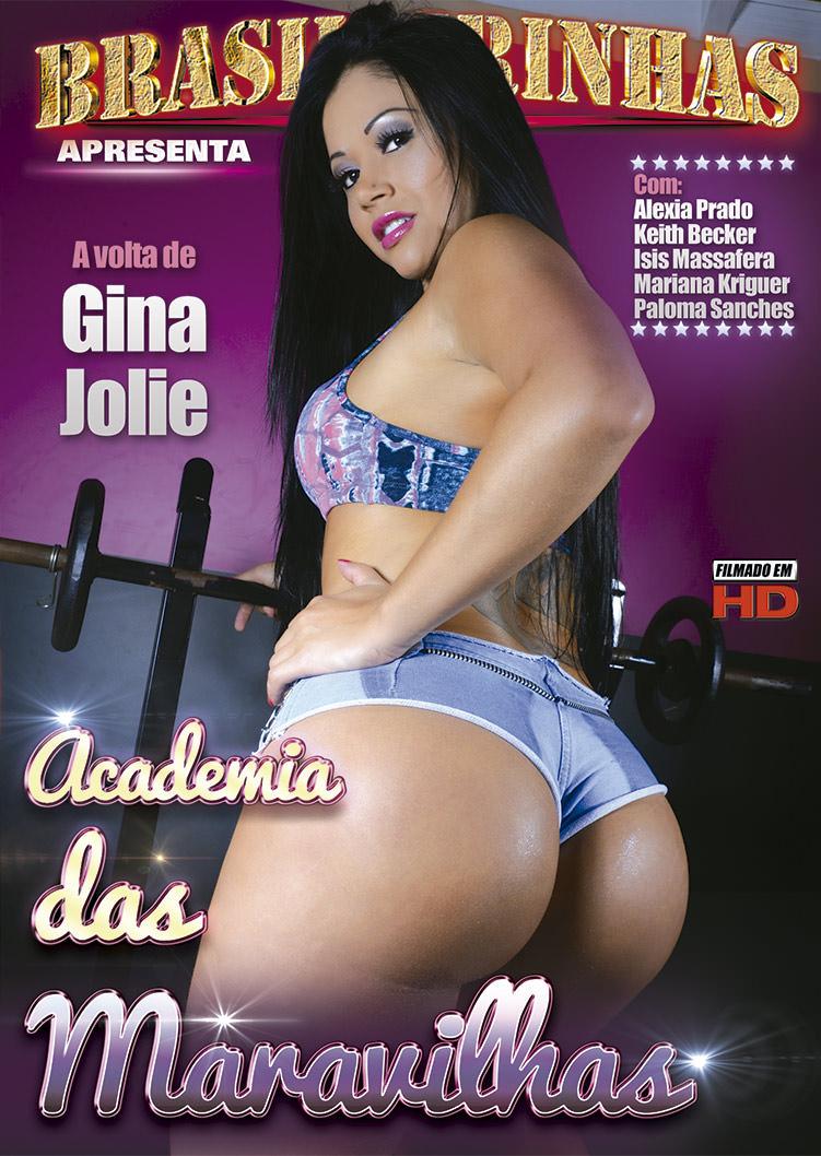 Capa frente do filme Academia Das Maravilhas