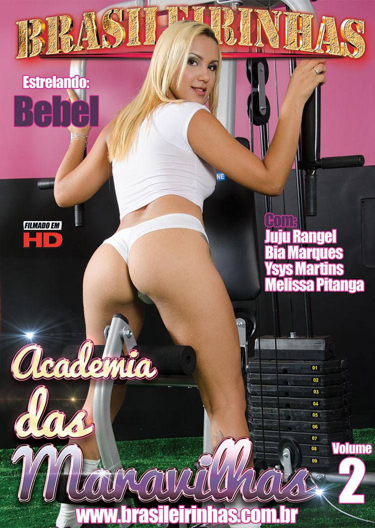 Capa frente do filme Academia das Maravilhas 2